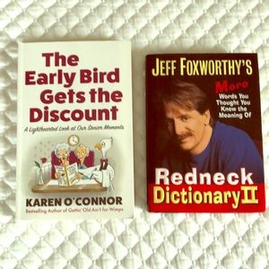 Two Lighthearted books